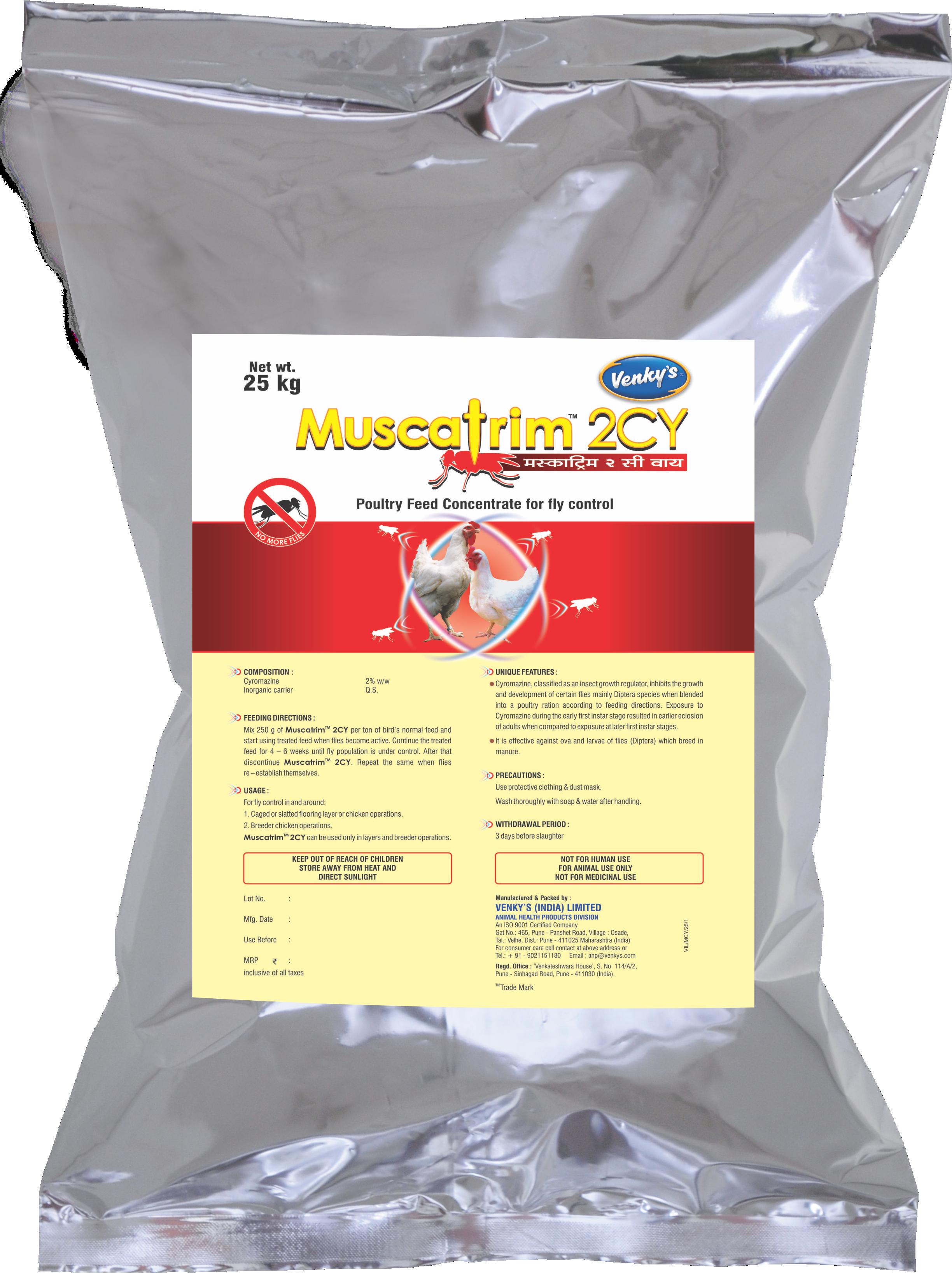 Muscatrim 2CY - 25kg